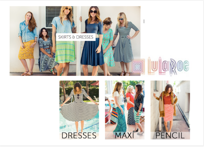 Modest Is Hottest-Check out LuLaRoe skirts!