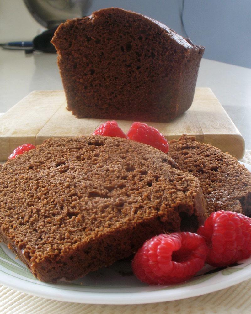 Chocolate Chili Cake | Lisa's Kitchen | Vegetarian Recipes ...