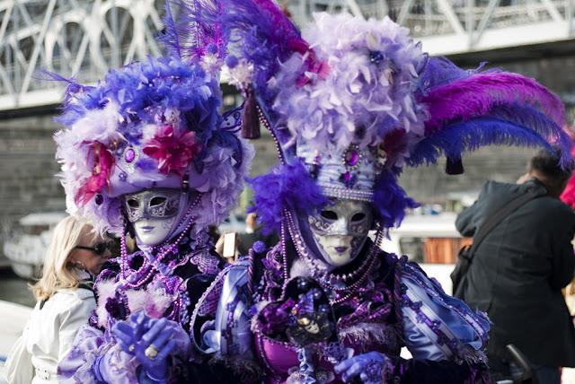 venice carnival best masked costume