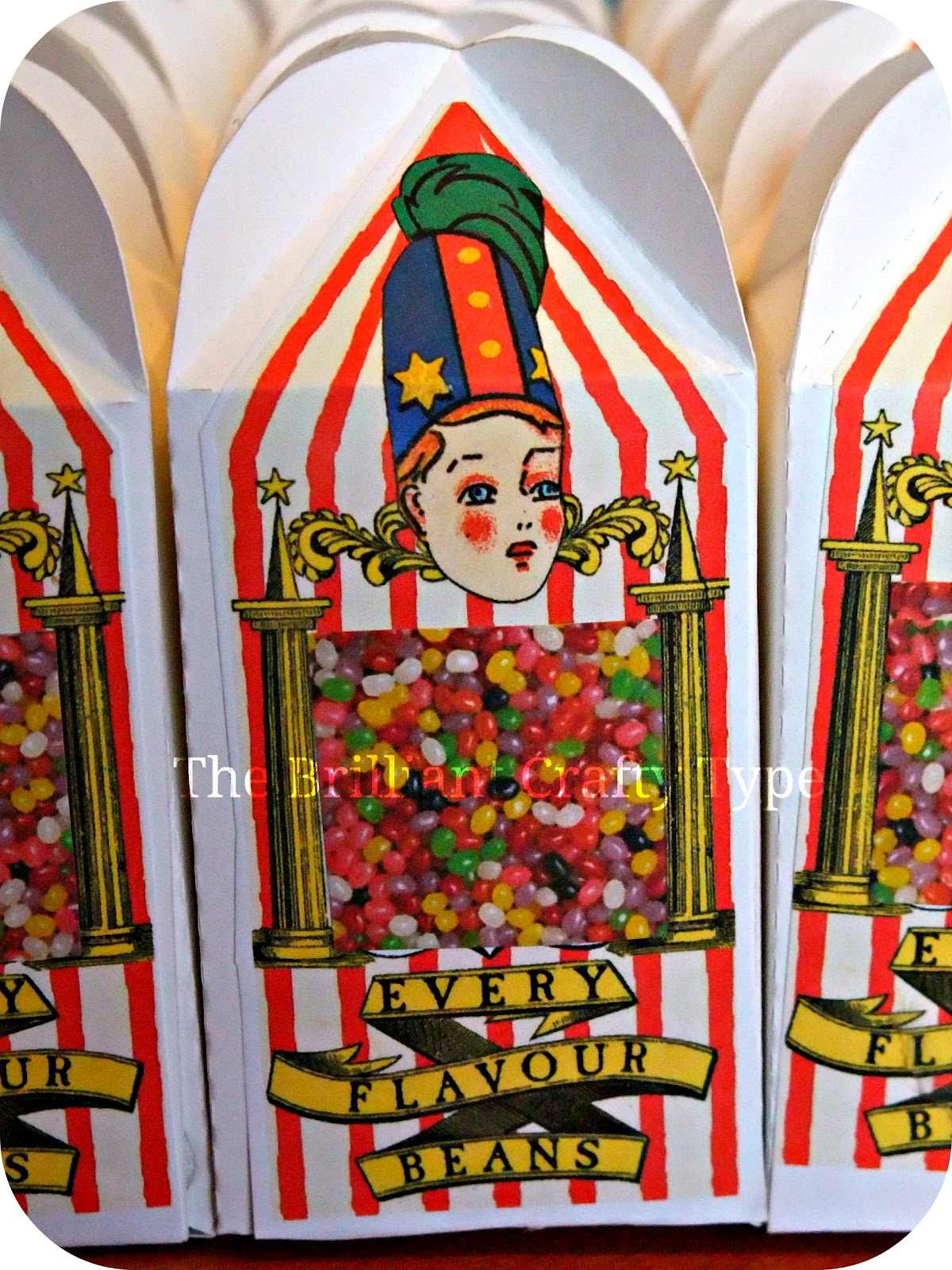 picture about Bertie Botts Every Flavor Beans Printable named The Outstanding Cunning Style: Bertie Botts Each individual Flavour Beans