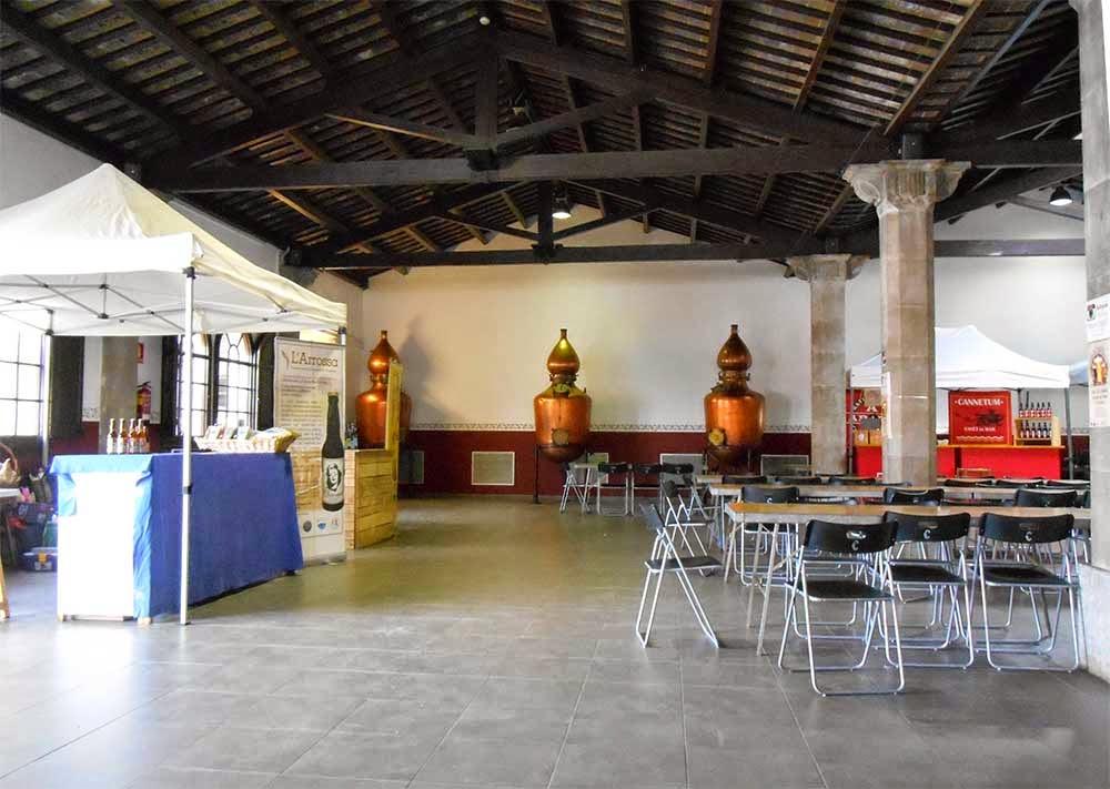 stands de cerveza artesana feira de la cerveza