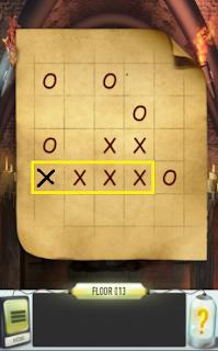 100 Locked Doors 2 soluzione livello 13 level 13