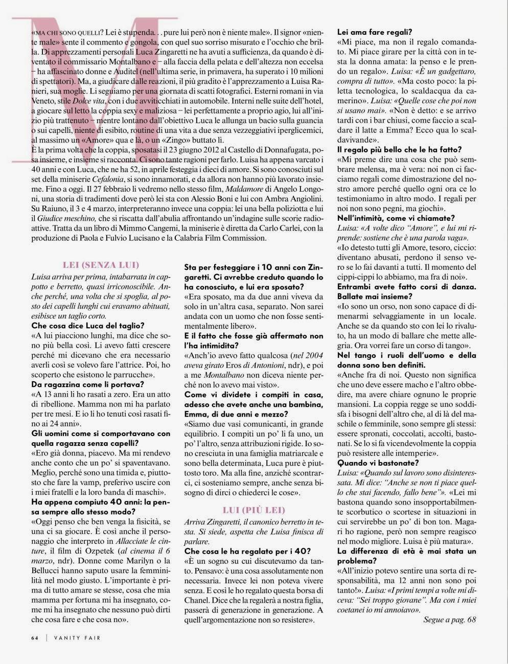 Othilia Simon HQ Pictures Numero France Magzine Photoshoot February 2014