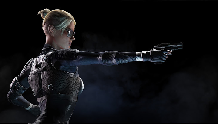 Cassie Cage - Mortal Kombat X