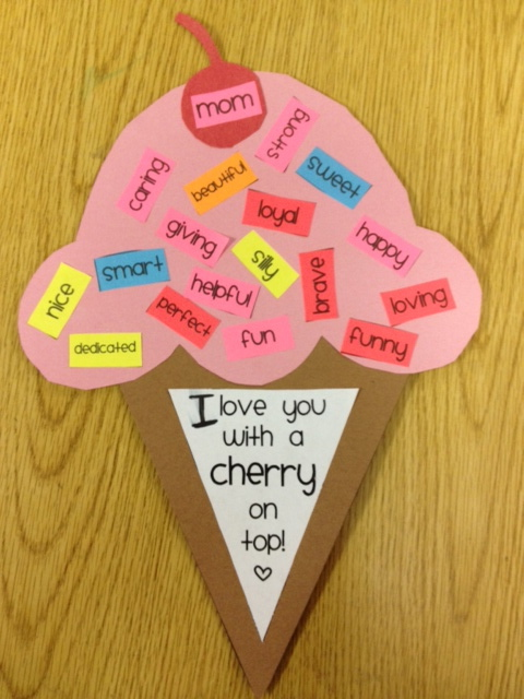 Mrs lirette s learning detectives mother day crafts
