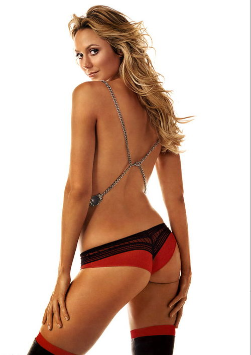 Babes in blue sexy stacy keibler is our wrestler - Hottest wwe diva pictures ...