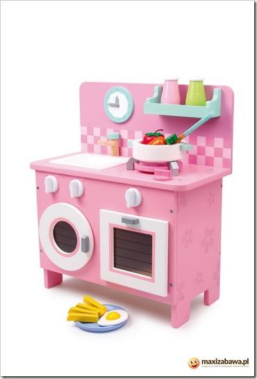 PieluszkoMania Hand Made Kuchnia zabawka nasz pomysł na prezent gwiazdkowy
