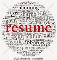 Composing Your Résumé for College Applications