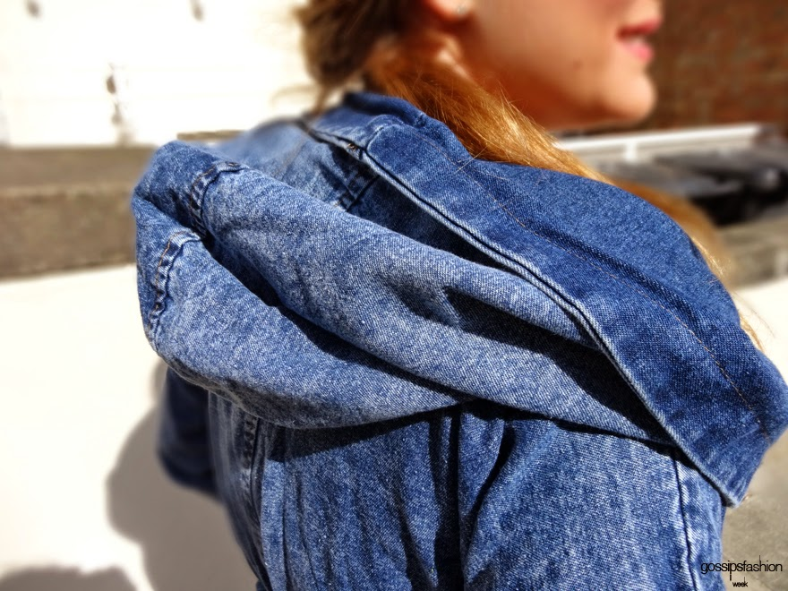 look denim jacket