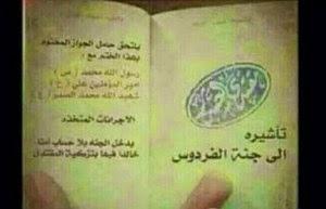 Visa Untuk Masuk Surga ala Syiah Houti Yaman