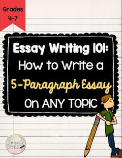 https://www.teacherspayteachers.com/Product/Essay-Writing-101-CCSS-Essay-Writing-FREEBIE-918928
