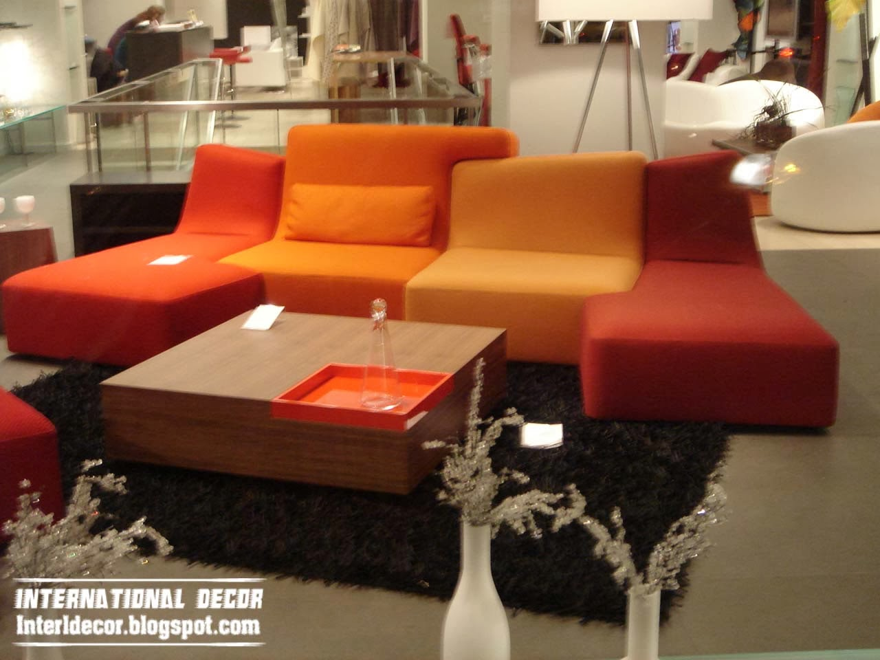 Couches Designs interior design 2014: 12 puzzle sofas and couches furniture sets