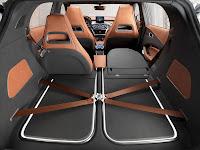 Mercedes-Benz Concept GLA trunk