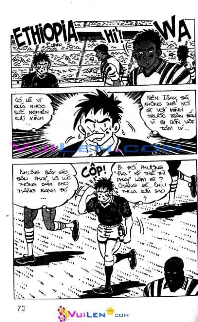 Jindodinho - Đường Dẫn Đến Khung Thành III Tập 64 page 70 Congtruyen24h