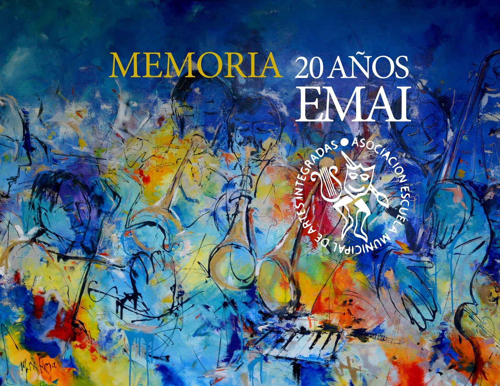 Memoria 20 años EMAI