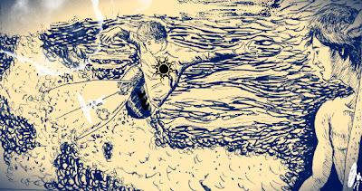 Asuntos marinos - Juan Pastorelli (Galería Yvonne Sanguineti)