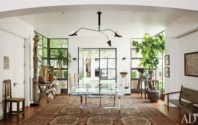 New Home Interior Design Ellen Degeneres And Portia De