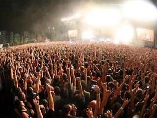 Caravana Lollapalooza RJ - Público