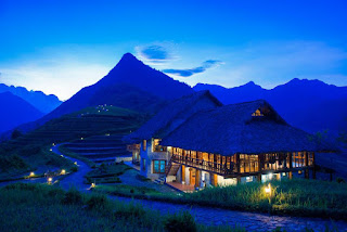 Enjoying best times in Topas Eco Lodge of Sapa