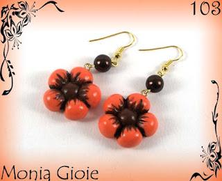 Orecchini fiorellini MONIA+GIOIE+-+103