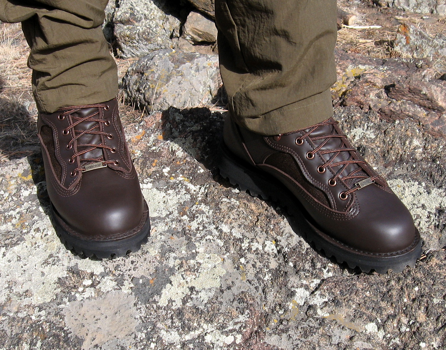 "Rocky Mountain Bushcraft: ""Made in the USA"" Gear Review: Danner ..."