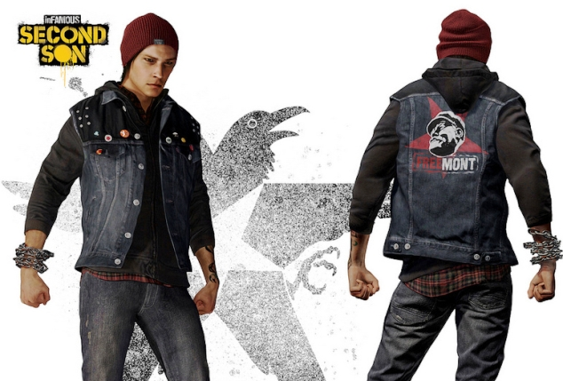 inFAMOUS Second Son for PS3
