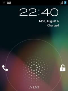 Jelly Bean(CyanogenMOD 10) for Samsung Galaxy Mini