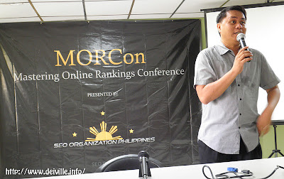 An Overview - Mastering Online Ranking Conference 2011 [MORCon] 1