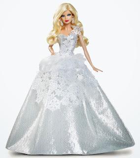 Barbie Magia delle Feste 2013 2014 Natale prezzo caratteristiche Mattel