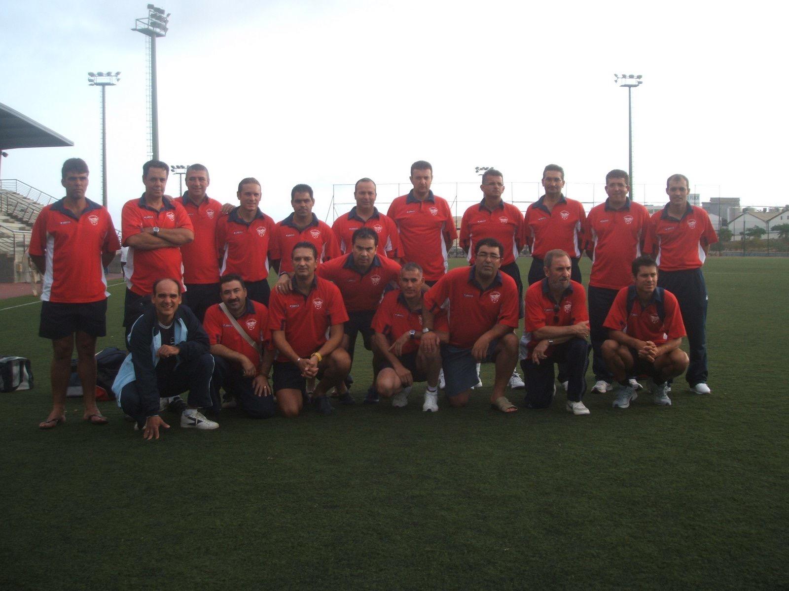 Contra la UD Las Palmas