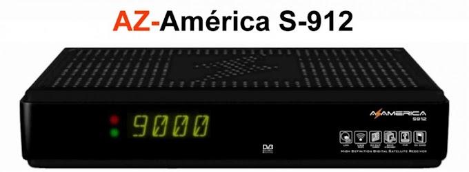 Azamerica S912 - Atualização v2.32 de 30/11/2012