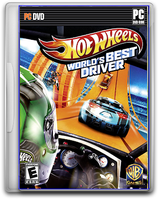 Download Game Hot Wheels Worlds Best Driver For PC