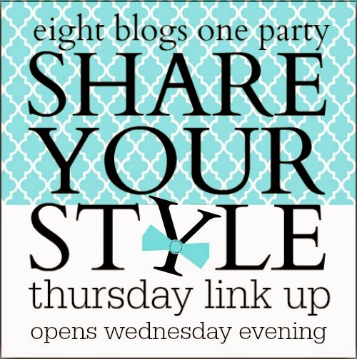 Share Your Style Thursday Link Up