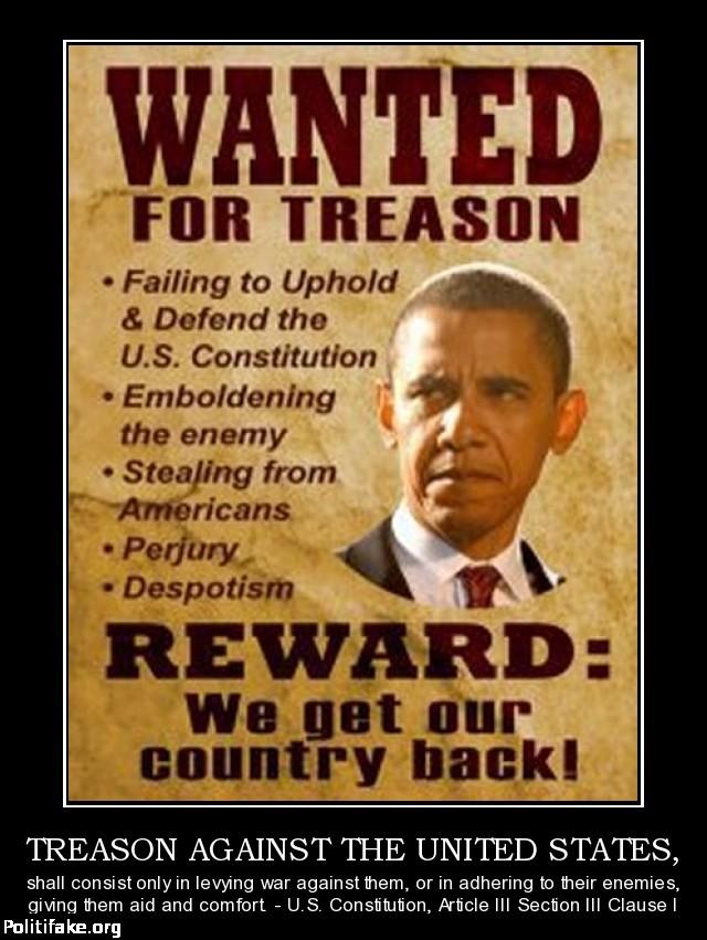 White house treason