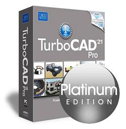 TurboCAD Pro Platinum v21.0 (x86 / x64)