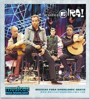 Capa Ira!   Acústico MTV | músicas