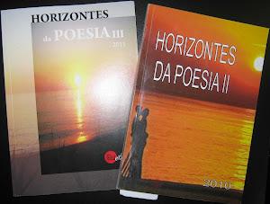 3 COLECTÂNEAS DE POESIA