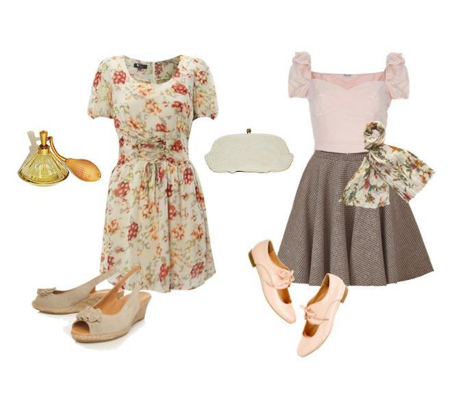 40s swing dresses