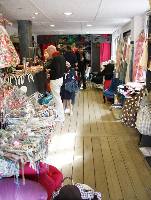 boutique liberty popies arcachon