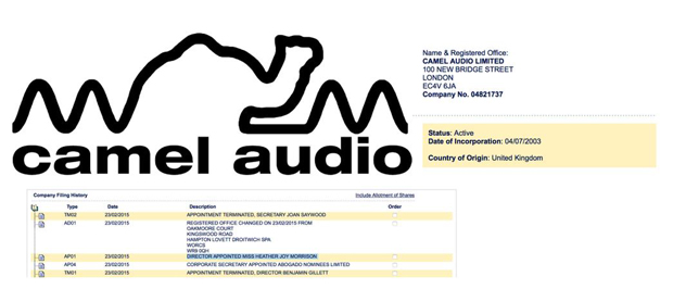 Apple Akuisisi Pengembang Software Audio, Camel Audio