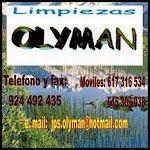 LIMPIEZAS (OLYMAN)