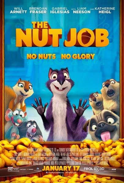The Nut Job (2014) ภารกิจหม่ำถั่วป่วนเมือง Full HD มาสเตอร์ พากย์ไทย