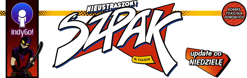 Nieustraszony Szpak