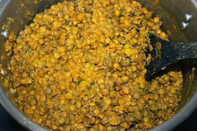 Les Lentilles Marocaines