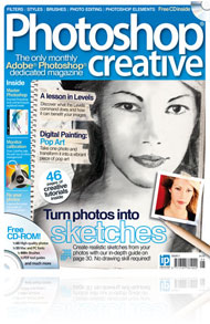 Photoshop Creative Issue 005