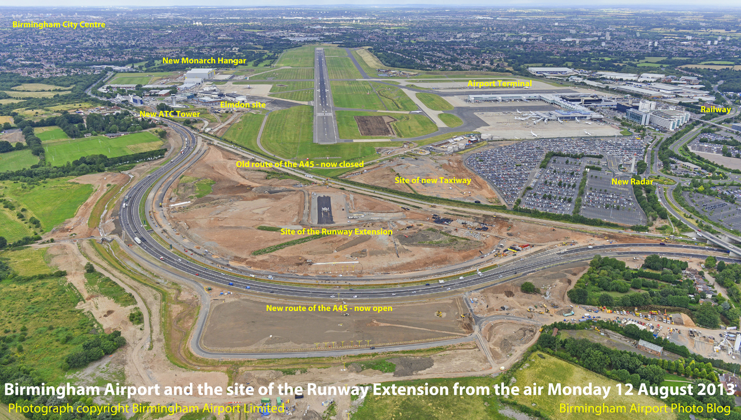 a report on the airport runway extension Aerial view of the gnoss field runway runway extension is really important to compensate businesses at the airport for lost revenue due to the runway.
