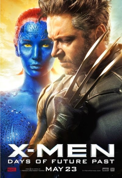 X-Men Days Of Future Past (2014) 720p HDRip 800MB