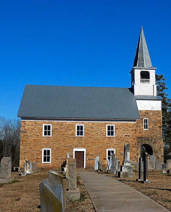 A Good Snapshot    Organ Lutheran Church Rockwell North Carolina