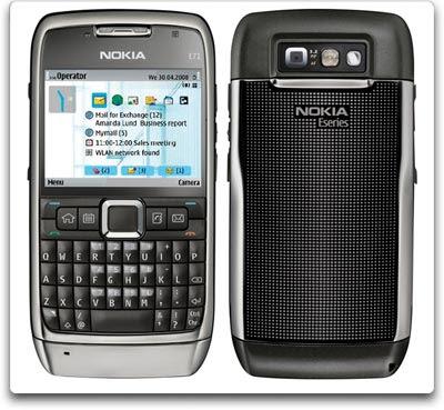 Nokia E71 Harga Baru dan Bekas, Spesifikasi