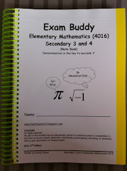 Exam Buddy (E Math Sec 3 & 4) 2nd Ed